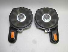 BMW E64 6-Series Convertible Factory DSP Professional Stereo HiFi Subwoofer Pair