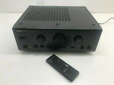 Onkyo A-8850 2-Kanal Verstärker Amplifier schwarz - inkl. Fernbedienung RC-207S