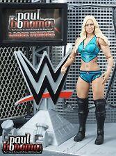 LOOSE CHARLOTTE FLAIR WWE MATTEL BASIC SERIES 71 FIGURE IN STOCK FREE SHIPPING!!