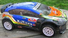 RC Sport Rally Car Electric 1/10 Scale 2.4G 4WD RTR  1 Year Warranty 17793