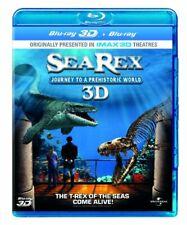 Sea Rex 3D Journey To A Prehistoric World (Bluray 3D) [DVD]