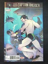 Marvel Comics: CAPTAIN AMERICA: STEVE ROGERS #18 AUGUST 2017 # 1C49
