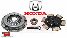 TOP1 HD STAGE 2 CLUTCH KIT+HONDA COVER fits 92-01 PRELUDE 2.2 F22 H22 2.3L H23