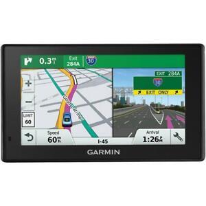 Garmin 51LMTHD DriveSmart GPS + Free North American Maps Drive Smart - UNIT ONLY