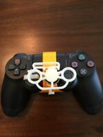 PS4 Controller Glow in the Dark mini Steering Wheel for Racing Driving Game