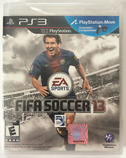 FIFA Soccer 13 (Sony PlayStation 3, PS3) EA Sports Everyone Multiplayer Network