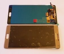 Display Lcd Touch Screen Originale Samsung Galaxy Note 4 N910F N910C oro gold