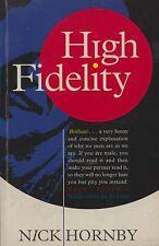 Nick Hornby - High Fidelity - Taschenbuch - Englische Ausgabe