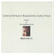 CD Sakyamuni Buddha Mantra - Tribute The enlightened one