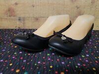 Dexflex 153150 WW CAROLINE Women's Ballet Flats Shoes Size 5.5W NWB