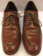 Cole Haan Air Colton Split Toe Oxfords Walnut Brown Men's 8 M C09022