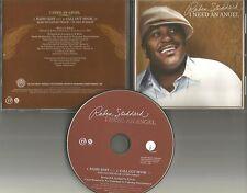 American Idol RUBEN STUDDARD I need an Angel EDIT USA PROMO DJ CD Single w/ MP3