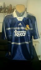 CAMISETA SHIRT VINTAGE ADIDAS REAL MADRID TALLA XL