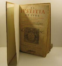 LESSIO Leonardo, De iustitia et iure caeterisque virtutibus cardinalibus