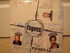 "FUGEES - FU-GEE-LA (+REMIXES) / HOW MANY MICS (12"")  1995!!!  RARE!!!"