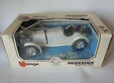 Mercedes Benz SSKL 1931 Bburago 1/18 Original Burago 3002 Diamonds Box