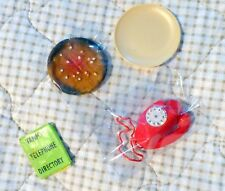 VINTAGE IDEAL TAMMY PIZZA PARTY ACCESSORIES #9115-7