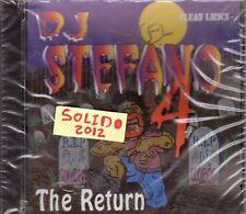 Dj Stefano 4,The Return, TITO Y HECTOR, LATIN CREW, CAVALUCCI, VOLTIO, PANNY