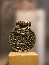 Original Wikinger-Amulett aus HAITHABU - Replik aus Bronze - 10. Jhr.n.Chr.