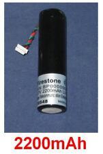 Batterie originale 2200mAh FIRESTONE GPS Acer D150 series CC.H0102.001