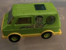 Vintage Buddy L Doctor Octopus Green Diecast Van