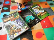 "--*-- DIGIMoN  "" RUMBLE ARENA 2  "" pOur Nintendo GameCube  --_--"