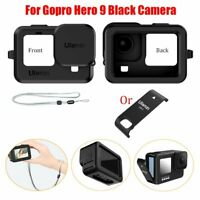 1* Camera Protective Cover+Lens Cap+Hand Strap Or 1*Battery Lid For Gopro Hero 9