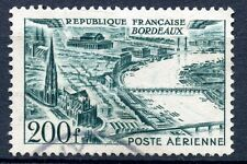 STAMP / TIMBRE FRANCE OBLITERE POSTE AERIENNE N° 25 BORDEAUX