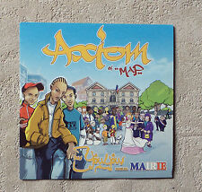 "CD AUDIO / AXIOM ET MAP ""DES YOUYOUS DANS MA MAIRIE"" CD SINGLE PROMO 11579 5T"