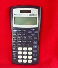 Texas Instruments TI-30X IIS Scientific Calculator 2-Line Display