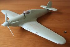 Airfix 1:24 Hawker Hurricane model fully assembled ready for paint P3854