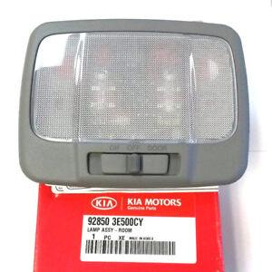 2007-2008 Kia Sorento Dome Lamp Dome Light Gray 92850-3E500CY OEM