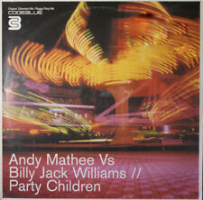 New listing Andy Mathee - Party Children - Vinyl Record 12.. - c7294c