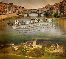 ASHLEY HUTCHINGS - MY LAND IS YOUR LAND  CD NEU