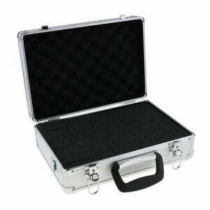 RC Transmitter Aluminum Case for Futaba JR Spektrum Walkera Esky Transmitter Box