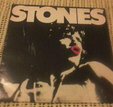 THE ROLLING STONES STONES VINYL LP 1976 ORIGINAL AUSTRALIAN PRESSING SCA 005