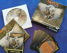 MAGIC THE GATHERING Fast track Two Player card game Starter Deck Never played