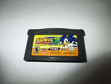 Sonic Advance 3 Nintendo Game Boy Advance SP Gameboy Game