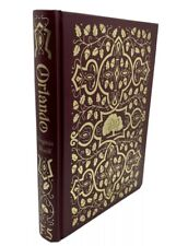 Orlando A Biography By Virginia Woolf Folio Society 2013
