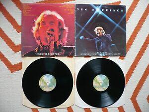 Van Morrison It's Too Late To Stop Now Double Vinyl UK 1974 Warners 1st Press LP