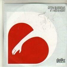 (CI446) Andy Burrows, If I Had A Heart - 2011 DJ CD