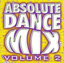 Absolute Dance Mix, Vol. 2 Various Artists MUSIC CD