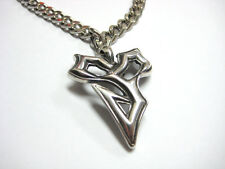 COLLANA FINAL FANTASY 10 X NECKLACE TIDUS YUNA HIBISCUS COSPLAY FRATERNITY #3