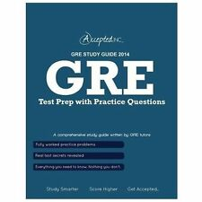 GRE Study Guide 2014: GRE Test Prep with Practice Questions