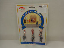 Model Power #6055 6 o scale Passenger Figures New in original package