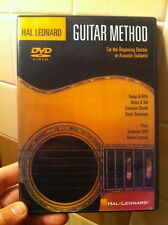Hal Leonard Guitar Method DVD for the Beginning Electric or Acoustic Guitarist
