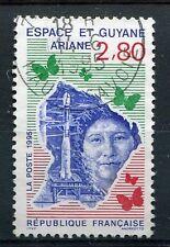 FRANCE - 1995, timbre 2948, ESPACE et GUYANE, ARIANE, oblitéré
