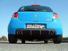 Ligne Inox après catalyseur Renault Clio 3 RS 197chvx