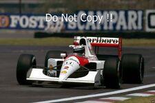 Gerhard Berger McLaren MP4/5B British Grand Prix 1990 Photograph