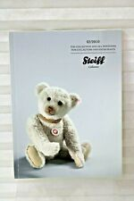Steiff hand held catalog for 2010 146 pages of Colorful Photos to Frame